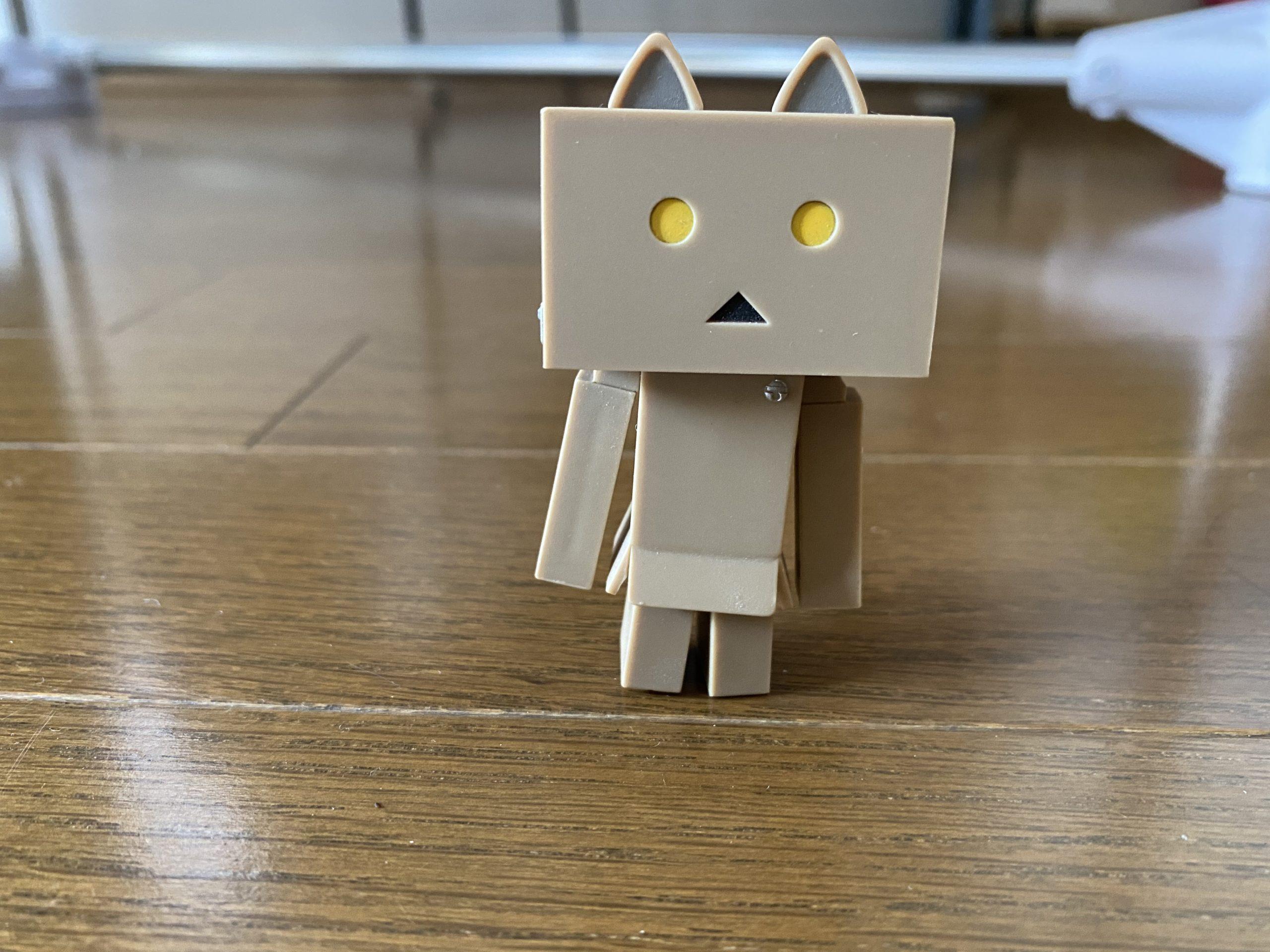 かわいい猫グッズ、『ニャンボー figure collection』の紹介