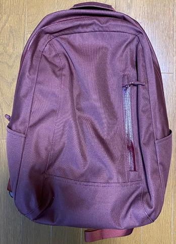 雨天時のサイクリング、通勤、通学の荷物入れに。急な雨から大切な荷物を守る。『ワークマン』の防水デイバック紹介