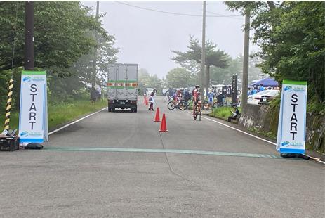 2021ツール・ド・ふくしま第2戦『磐梯吾妻スカイラインヒルクライム』に、ロードバイク初心者がフラットペダルで参加してきました。